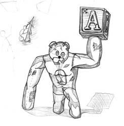 Teddies 4 Dead 3 by ZookTDribit