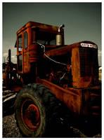 Soul of a Tractor by Konijntje