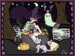 OTA Witch/Warlock Ych Halloween Event(OPEN) by DreamingOfTheWeekend