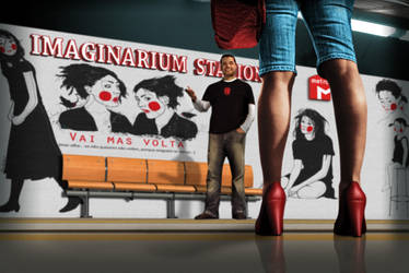 Imaginarium Station by ctribeiro