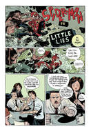 Little Lies Strange Tales by paulmaybury