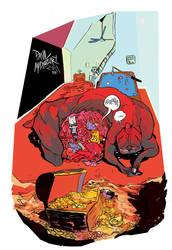 Adventure Time by paulmaybury