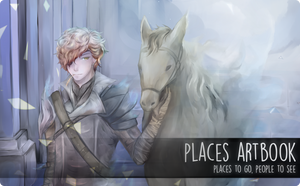 Preview - Places Artbook by gracefulsunshine