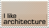 Architecture Stamp by WetWithRain