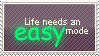 Life Stamp by WetWithRain