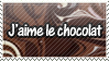 Chocolate Stamp by WetWithRain