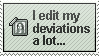 Edit Stamp by WetWithRain