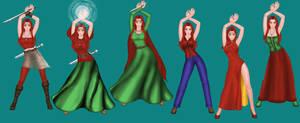 Eitak Razal outfits by Lego3400