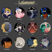 Summary of Art 2018 by Lelament