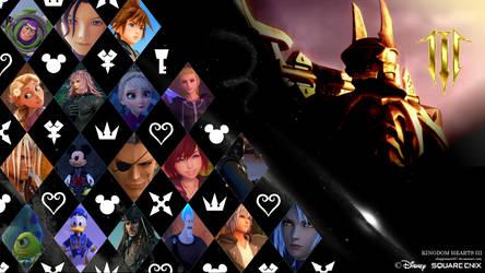 Kingdom Hearts III Wallpaper (Fanmade) #4 by sluggunner007