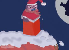 Jumba at Christmastime by MarkKB