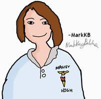 Self Portrait by MarkKB