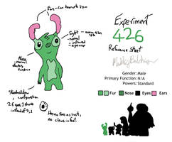 426 Reference Sheet by MarkKB