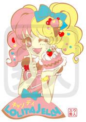 Candy Lolita Jelly by suu-hideto