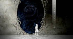 Through the mirror by vientocaprichoso