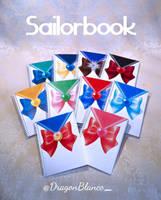 SaiorBook notebook by vientocaprichoso