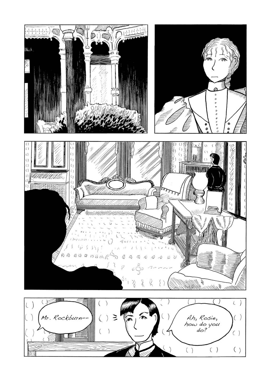 Chapter 3 Page 1 of Concerning Rosamond Grey by Hestia-Edwards