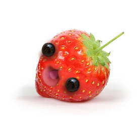 Strawberry by Tiialle