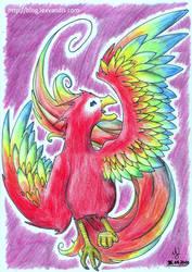 Phoenix by Lexvandis