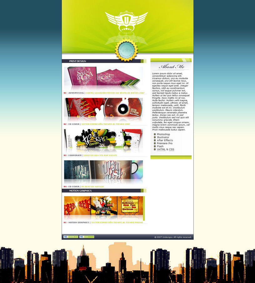 Undesigns Portfolio by Undesigns
