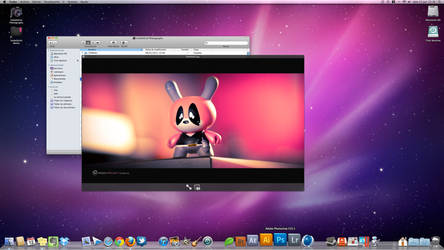 My Desktop by Undesigns