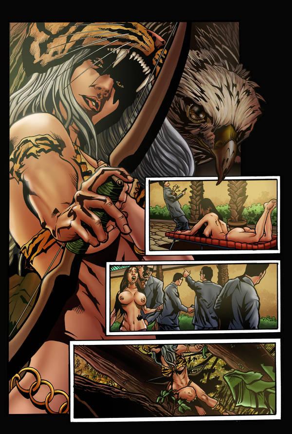 Prymal: Jungle Warrior p3 by RYu0453