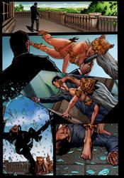 Prymal: Jungle Warrior p9 by RYu0453