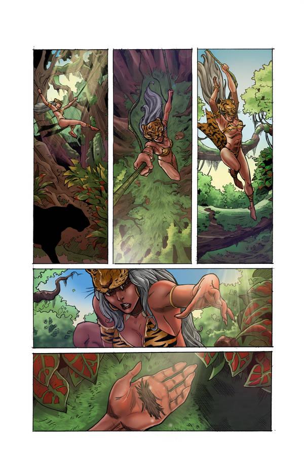 Page 08 Prymal/Wardance by RYu0453