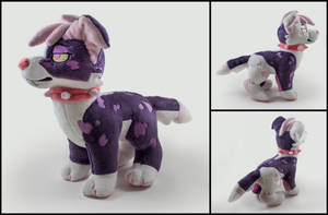 Maple Syrup Plushie Commission by WispyChipmunk