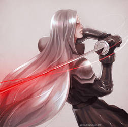 Sephiroth by jaimito