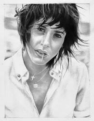 Katherine Moennig by celebrindal15