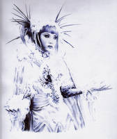 Mana in pen by celebrindal15
