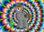 Rusty is trippin' on da Voodoo by Rusty-SparkTheTinker
