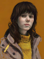 Self-portrait by Korpinarhi