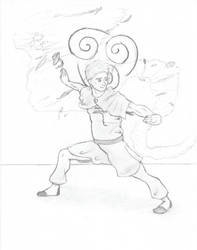 Airbender by Jalinon