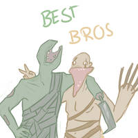 BEST BROS by JJ-Power