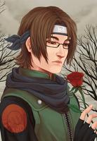 Red Rose by Lanaluu