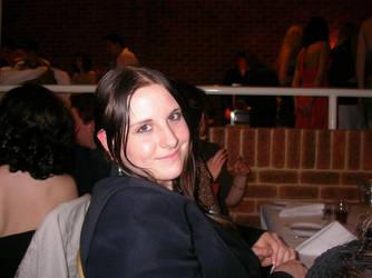 Me at Grad. Dinner2 by PrincessHellz