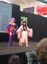 Wai-Con: Nekomiao + Cescat by PrincessHellz