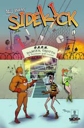 Sidekick: SSS 2 Cover by ChrisMoreno