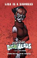 Zombie Dickheads Lisa by ChrisMoreno