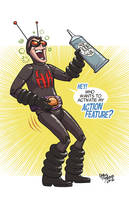 Shelf Life: Bug Boy's Action Feature by ChrisMoreno