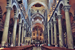 Pisa Cathedral by Alyss6