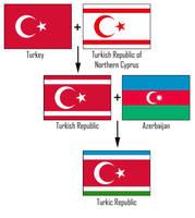 Turkey-TRNC-Azerbaijan Union 2 by Still-AteS