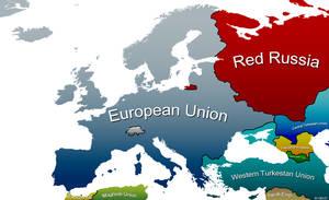 Future European Map by Still-AteS