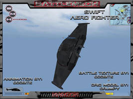 Swift Aero Fighter 02 by Grafix71