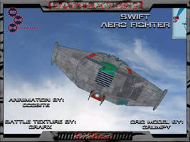 Swift Aero Fighter 01 by Grafix71