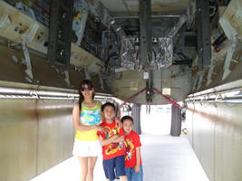 B-52 Bomb Bay by Grafix71