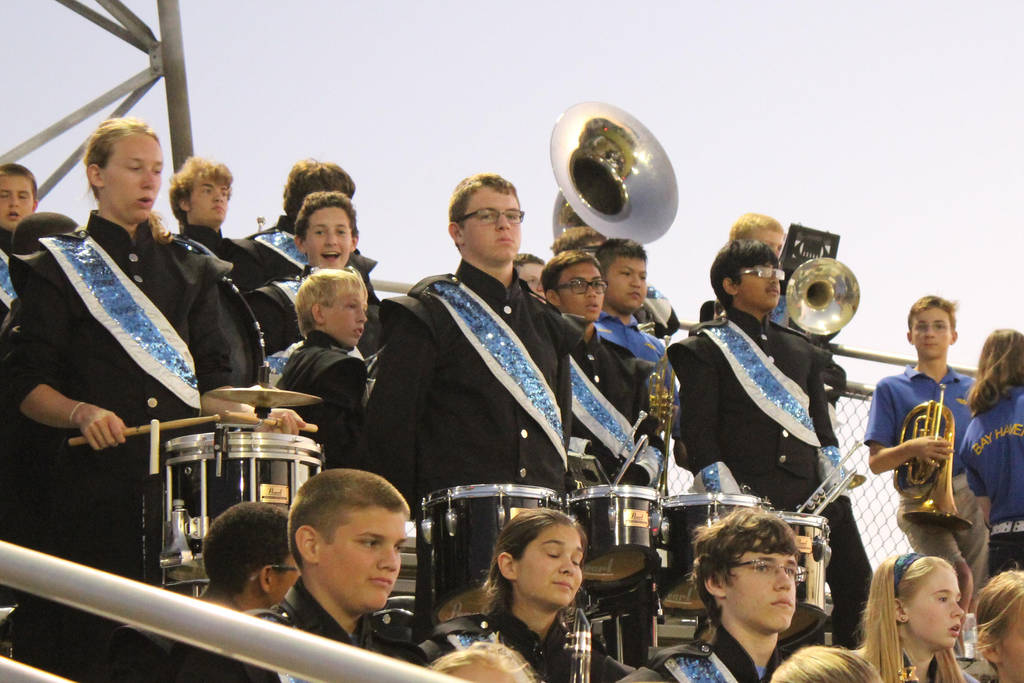 09-18-2015 NBH Marching Band Picture 14 by Grafix71