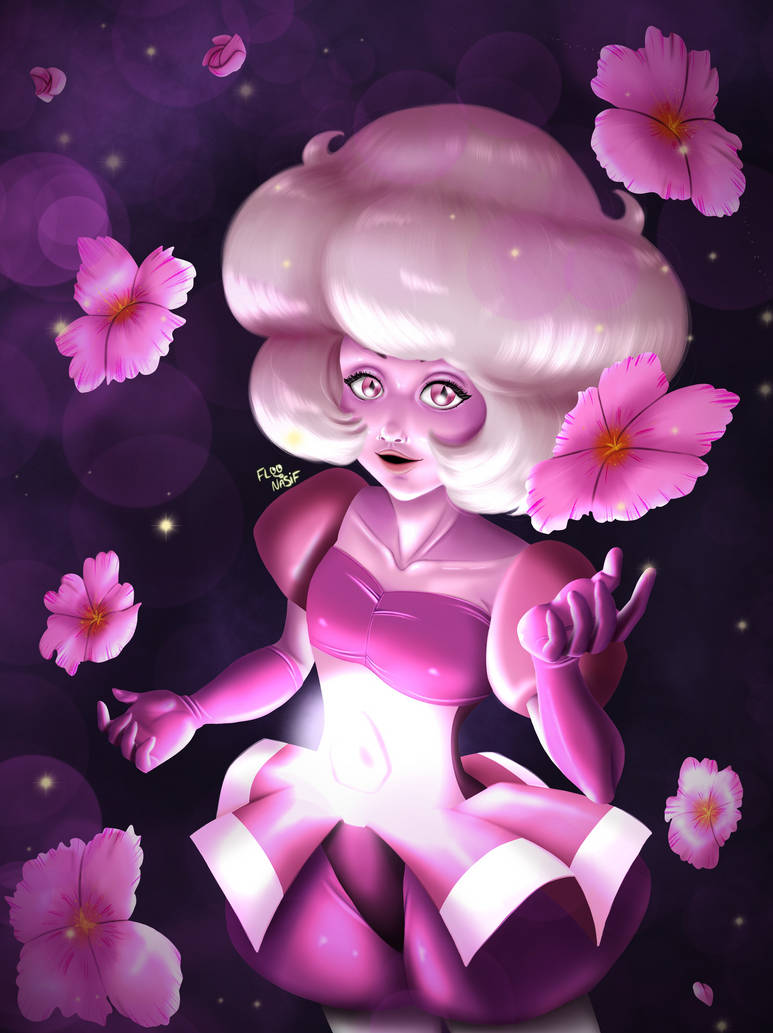 Fanart de pink diamond